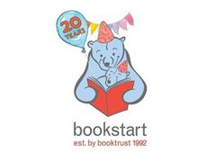 Happy birthday Bookstart!